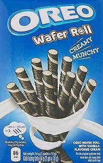 Oreo Vanilla Wafer Roll, 54g