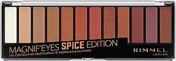 Rimmel Magnifeyes Eyeshadow Palette (Spice Edition)