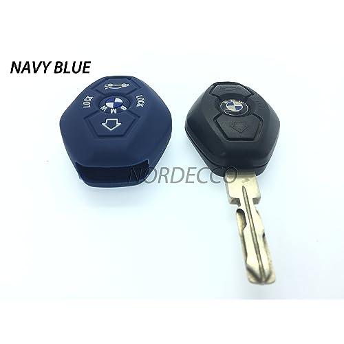 Funda para llave de BMW de 3/4 botones, para coches BMW E35,