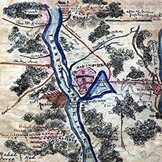Capture of forts Henry Tennessee By US Grant January 1862 Confederate Fort Henry on the Tennessee River The entire site wa...
