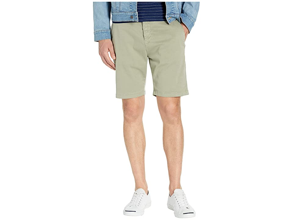Image of 34 Heritage Nevada Shorts in Sage Soft Touch (Sage Soft Touch) Men's Shorts