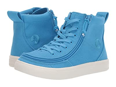 BILLY Footwear Kids Classic Lace High (Toddler/Little Kid/Big Kid) (Blue Jay) Kids Shoes