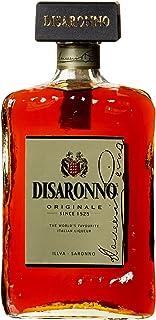 DISARONNO Originale 1 x 700 ml – italienischer Amaretto Likör mit süßem, fruchtigem Aroma nach Bittermandel und Vanille – ideal für Cocktails, Longdrinks, auf Eis oder pur – 28 % Alk.