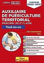 Livres Concours Auxiliaire de Periculture Territorial - Categorie C - Tout-en-un - Concours 2019-2020 PDF