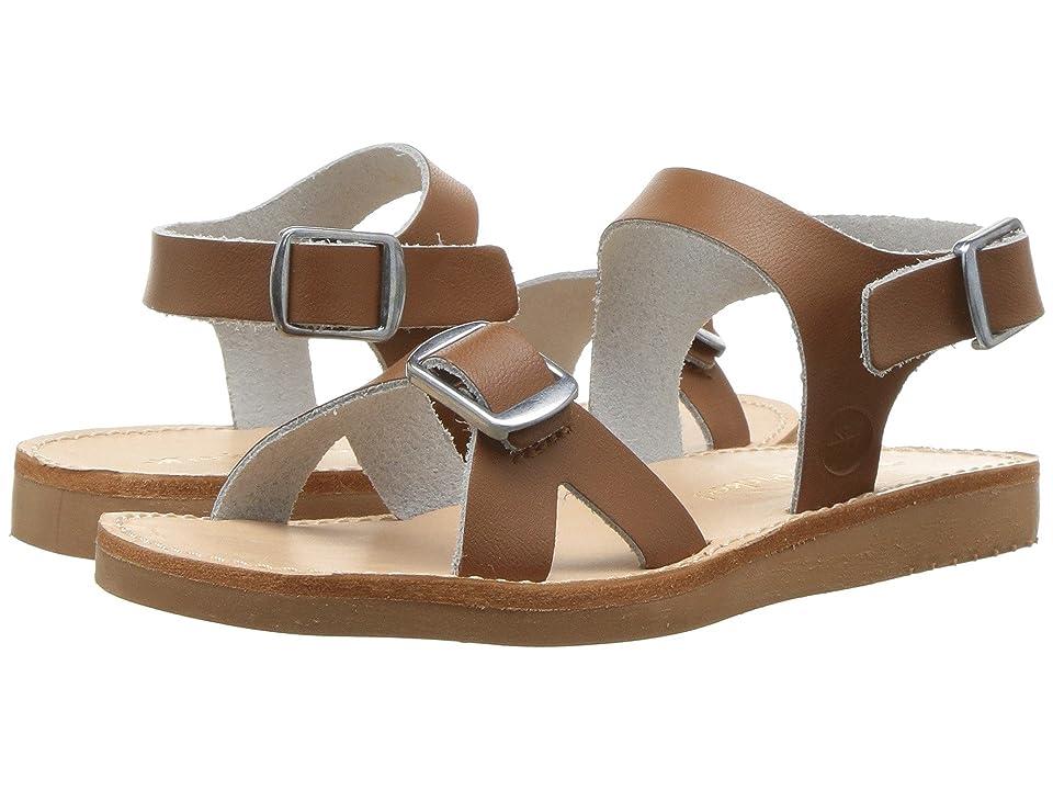 Freshly Picked Carmel Sandal (Infant/Toddler/Little Kid) (Cognac) Girls Shoes