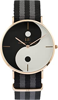 Humanity Republic Casual Watch For Men Analog Nylon - WCH40009