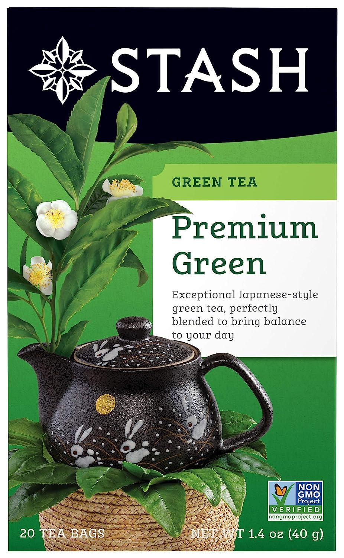 Japan's largest assortment Stash Premium Green Tea San Jose Mall 20 ct