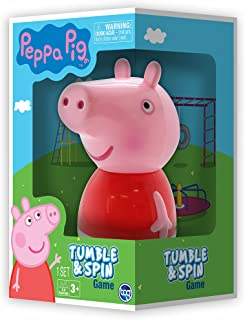 Peppa Pig Game, Tumble and Spin