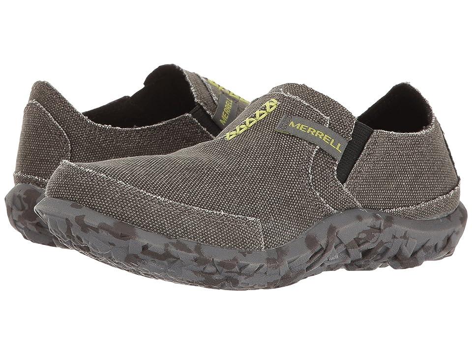 Merrell Kids Slipper (Toddler/Little Kid/Big Kid) (Charcoal) Boys Shoes
