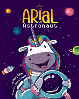 Arial, the Astronaut (UnicornPreneur)