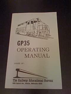 GP35 Operating Manual