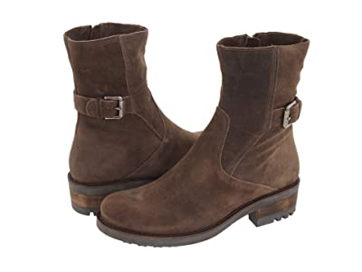 La Canadienne Camilla (Stone Oiled Suede) Women