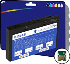 1 x Multi Color Chip Compatibles (no originales) cartucho de tinta para impresora Epson PictureMate 200, 240, 260, 280, 290, PM 225, PM 240, PM 300