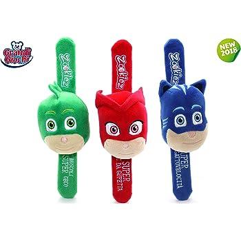 BazarPRO BRACCIALI in Gomma Super PIGIAMINI PJ Masks