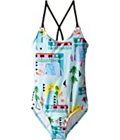 Seafolly Kids - Pool Party Tank Top (Little Kids/Big Kids)