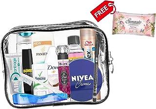 Set de viaje de 13 productos de marca de cuidado personal de