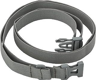 Vaude Shoulder Belt, for Vaude Travel Pannier Bag, for Road Pannier, Black, Buckle 2.5cm