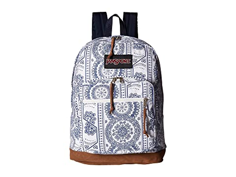 Jansport Bags , WHITE SWEDISH LACE