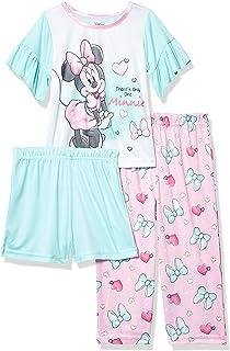 Disney Minnie Mouse 3-Piece Pajama Set