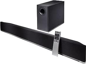 VIZIO S3821W-C0B 2.1 Home Theater Sound Bar with Wireless Subwoofer (Refurbished)