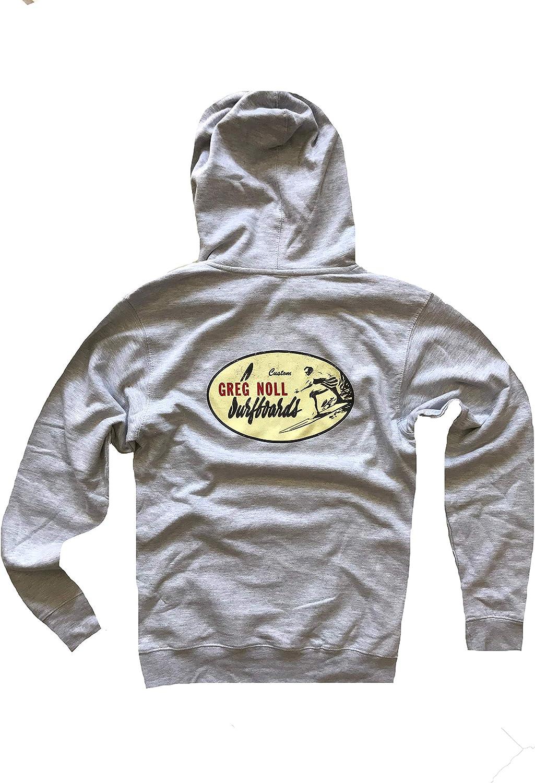 Greg Noll Classic SURF Fleece Sweatshirt (Choose Size and color)