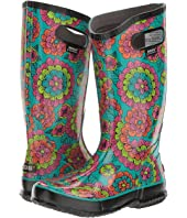 Bogs - Rain Boot Pansies