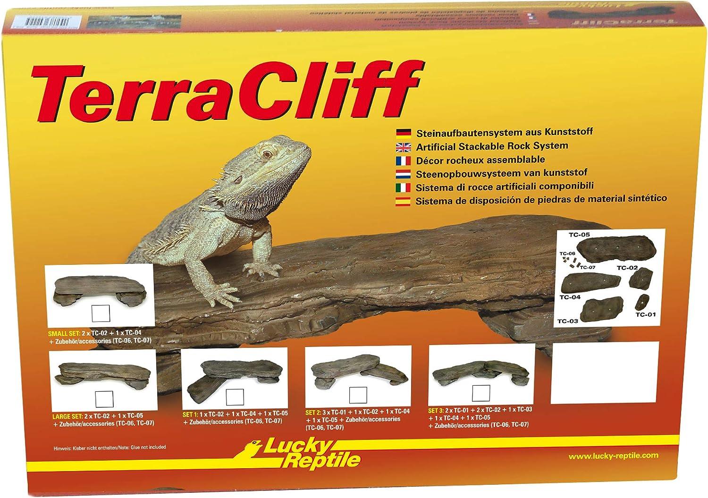 Lucky Reptile TCS-2 Terra Cliff Set M: Amazon.es: Productos ...