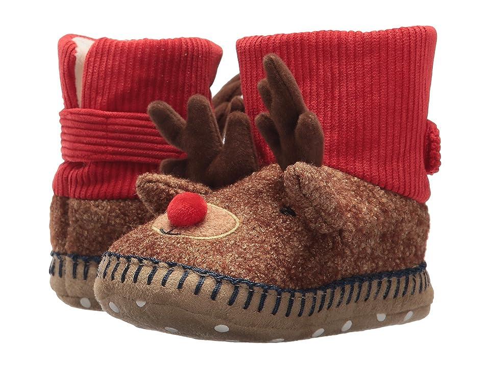 Hanna Andersson Karlsson (Infant/Toddler/Little Kid) (Brown Deer) Kids Shoes