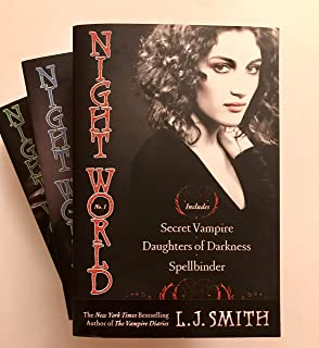 Night World Series By L J Smith 9 Titles In 3 Books Set Pack Collection