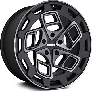 Radi8 R8Cm9 Сustom Wheel - Dark Mist 19
