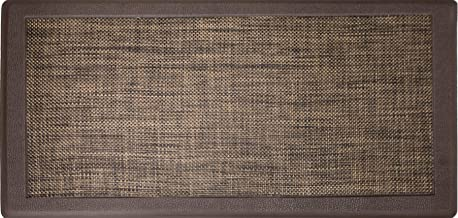 Relax Series Oversized Oil- and Stain-Resistant Anti-Fatigue Kitchen Mat (ESPRESSO)