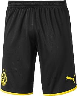 PUMA Spirit Training Shorts Men/'s Team Wear Navy Football Shorts