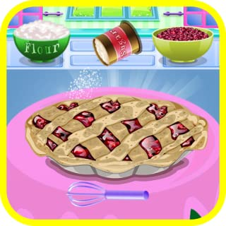 Cooking Cherry Pie - Games For Kids