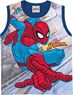 Regata em Meia Malha Spider-Man, Fakini