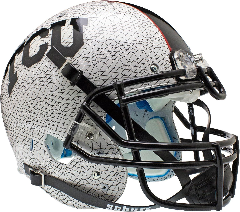Schutt NCAA TCU Horned Frogs Authentic XP Football Helmet