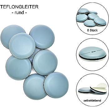 muebles azulejos, 5 tamaños de goma para mesas patas 10 Uds almohadillas
