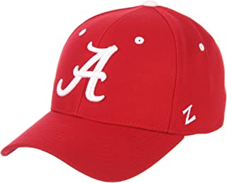 ZHATS University of Alabama Crimson Tide A Red Best DH Bama Fitted Adult Mens Hat/Cap Size 7 3/8