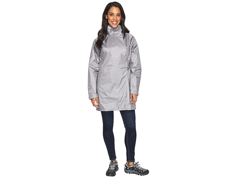 Mountain Hardwear Metro Sky Parka (Manta Grey) Women