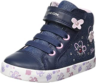 Geox B Kilwi Girl C, Baskets Fille