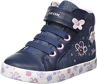 Geox B Kilwi Girl C, Baskets Fille