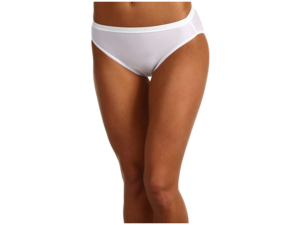 ExOfficio Give-N-Go(r) Bikini Brief (White) Women