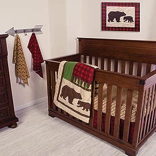 Trend Lab Northwoods 3Piece Crib Bedding Set
