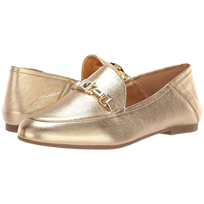 MICHAEL Michael Kors Charlton Loafer (Old Gold) Women