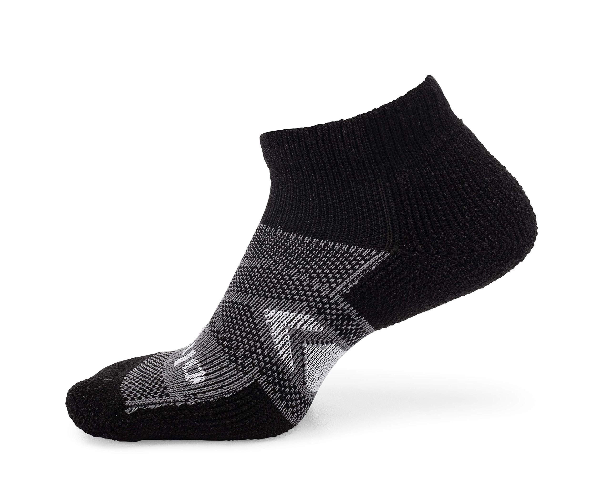 Thorlos Experia Unisex XCMU Multi-Sport Thin Padded Ankle Sock