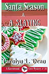 SANTA SEASON and a SLAYING: A Ravenwood Cove Cozy Mystery (book 14) (English Edition) eBook Kindle