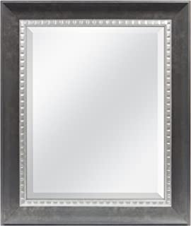 MCS 16x20 Inch Sloped Mirror, 21.5x25.5 Inch Overall Size, Bronze (20558)