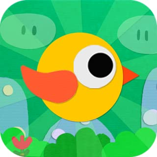 Paper Bird - a tiny flappy game with endless flying fun