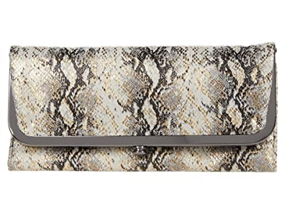 Hobo Rachel (Glam Snake) Clutch Handbags