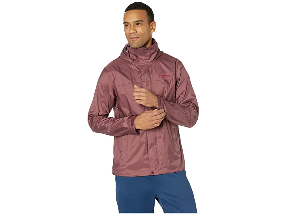 Marmot PreCip(c) Eco Jacket (Burgundy) Men