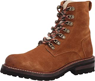 Frye Women's Ella Hiker Ankle Boot, Wheat, 7
